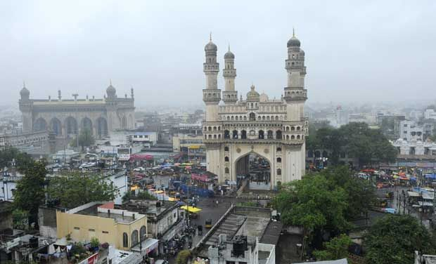 Charminar - Hyderabad Tourist Place