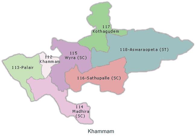 Khammam Constituency