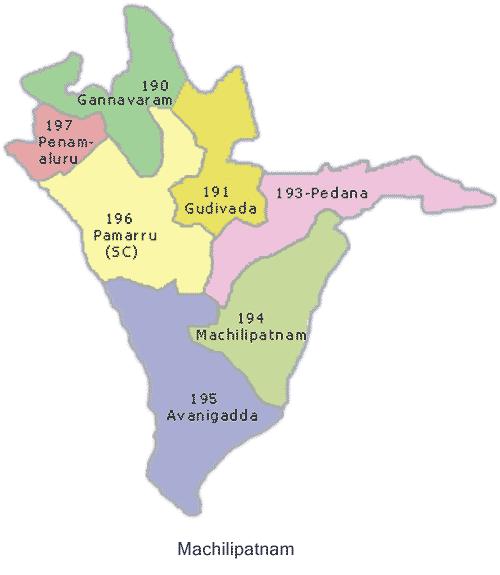 Machilipatnam Constituency