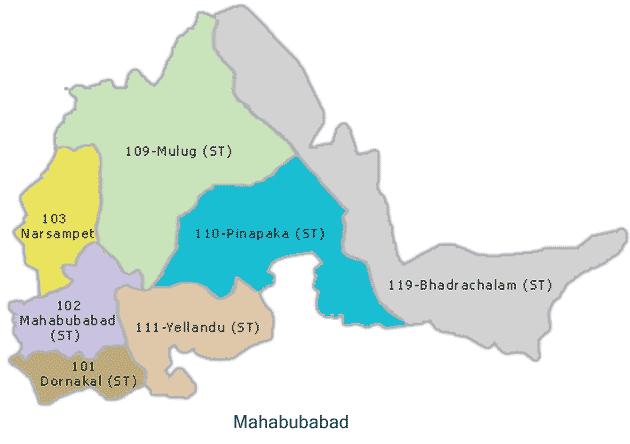 Mahabubabad Constituency