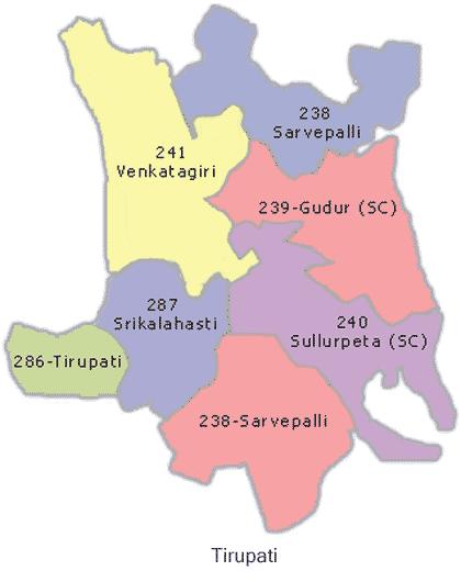 Tirupati Constituency