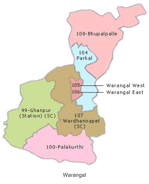 Warangal Constituency