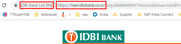 idbi netbanking safety measures